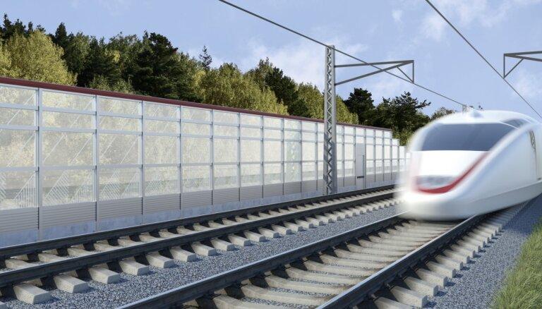 Pilnvaro parakstīt 'Rail Baltica' finansēšanas līgumu ar Eiropas Klimata, infrastruktūras un vides izpildaģentūru