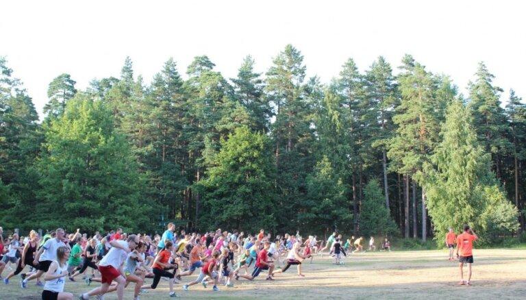 Kopā jautrāk! Vietas, kur Latvijā notiek publiski treniņi svaigā gaisā