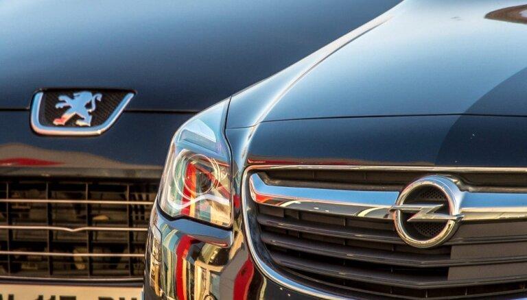 Еврокомиссия одобрила поглощение Opel концерном PSA