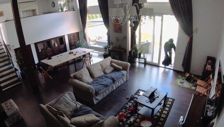 Видеоэксперимент: сколько времени нужно, чтобы взломать и ограбить Ваше жилье?