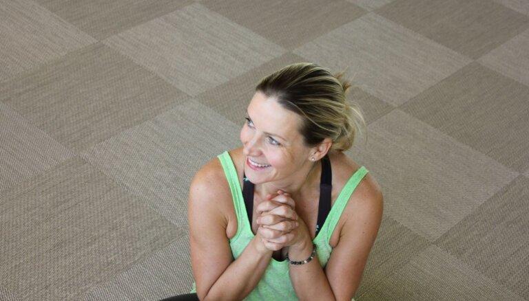 Meditācija kustībā un rituālā dejā - saruna ar jogas pasniedzēju Ilvitu Kļaviņu