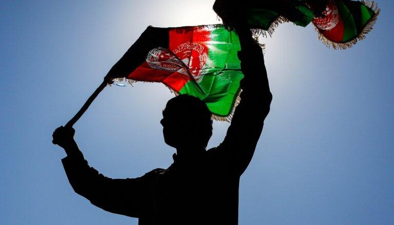 ASV aptur finanšu palīdzību Afganistānai 160 miljonu dolāru apmērā