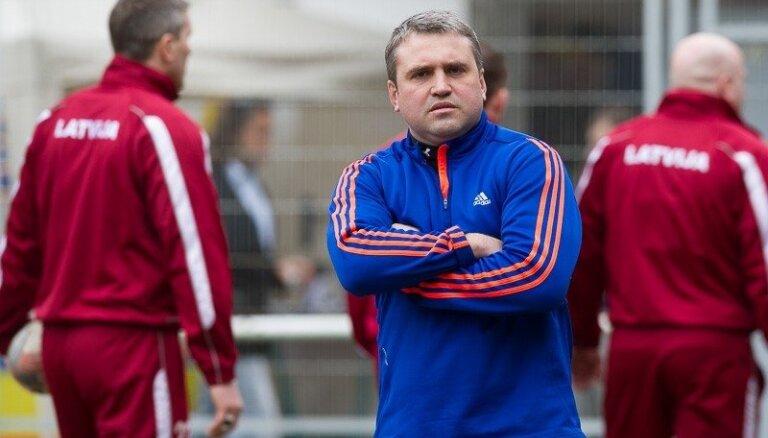 Puiši cīnīsies par savu dzimteni! Intervija ar Latvijas regbija izlases treneri Lisko