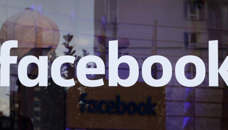 Lielbritānijas konkurences uzraugs noteicis 'Facebook' 50,5 miljonu mārciņu naudassodu