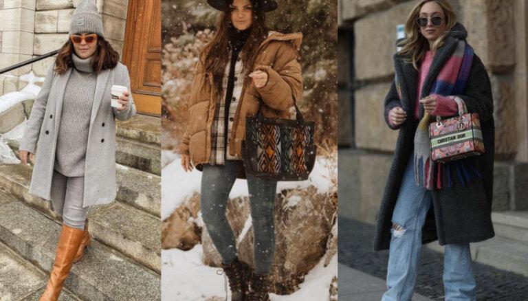 ФОТО. Как одеваться в феврале: 28 идей на каждый день