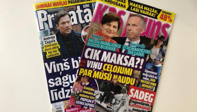 Шикарные командировки подследственного Римшевича и министра Винькеле и депутаты предпочитают блондинок: о чем пишут латышские таблоиды