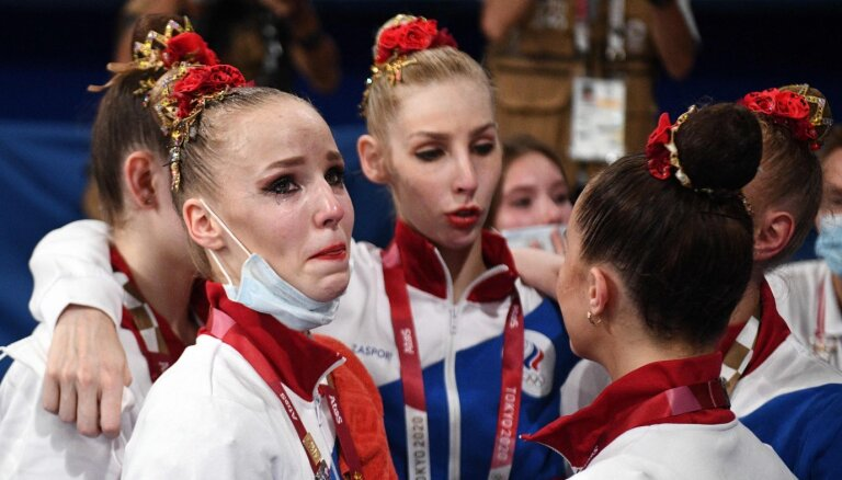 """Российские """"художницы"""" проиграли команде Болгарии и остались с серебром"""