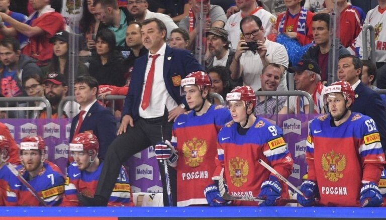 Пять медалей за четыре года. Как Олег Знарок стал самым успешным тренером сборной России