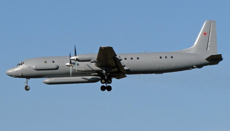 Российский Ил-20 мог быть сбит над Сирией по ошибке