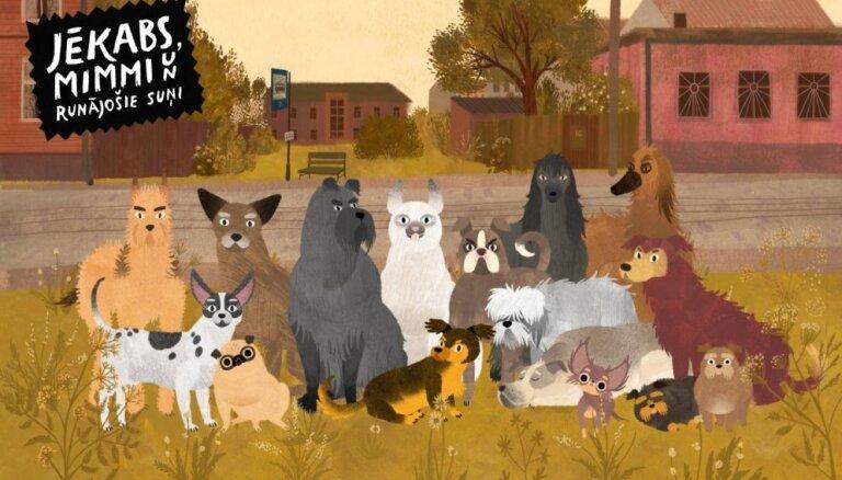 Maskačkā notiks īpaša 'Runājošo suņu' orientēšanās spēle