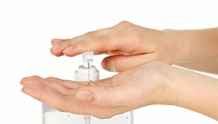 ВОЗ: как правильно пользоваться обеззараживающим гелем для рук