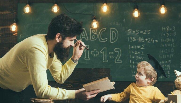 Septiņas pazīmes, kas liecina – tavs bērns patiešām var būt ģēnijs