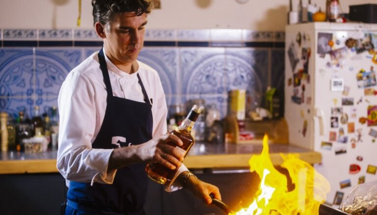 Mārtiņš Sirmais: globalizācijas ietekmē vietējā virtuve nepazudīs; mainās ēdienu pagatavošanas tradīcijas
