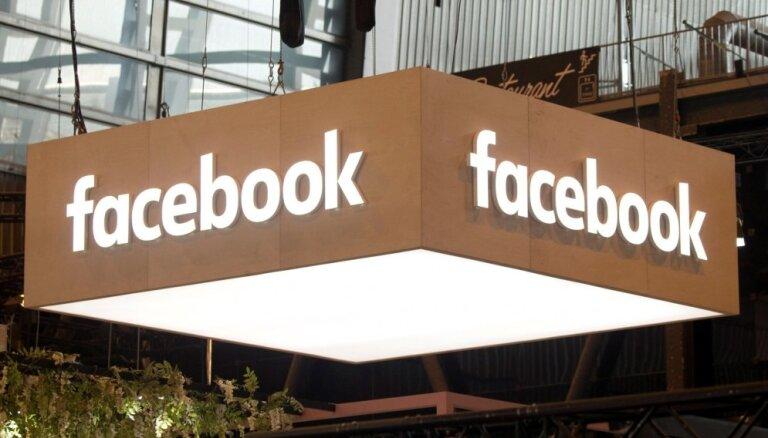'Facebook' slēdz 364 viltus profilus Krievijā un tās kaimiņvalstīs, tostarp Latvijā
