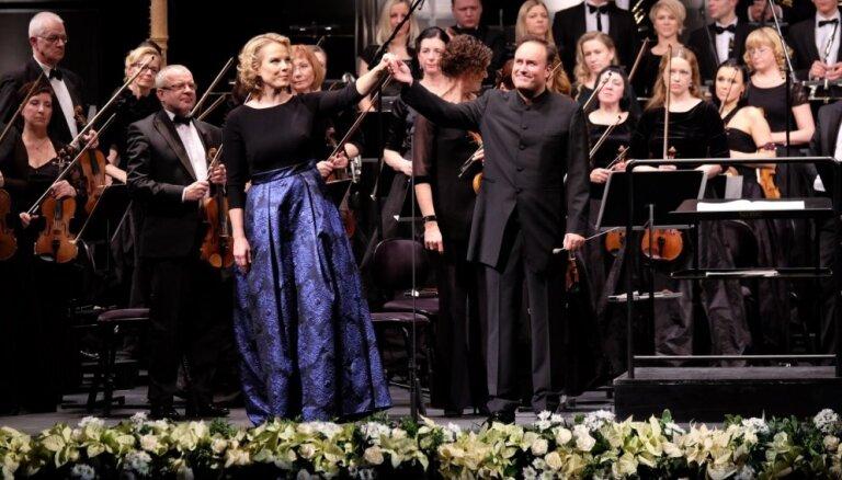 Foto: Elīnas Garančas solokoncerts Latvijas Nacionālajā operā