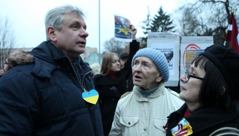 Шадурскис: система образования не должна воспитывать сторонников Жданок