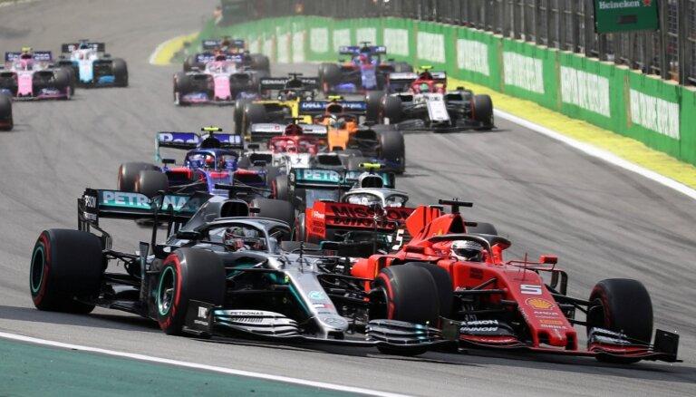 Skaties visas Formula -1 sacensības ekskluzīvi tikai 'Viaplay'