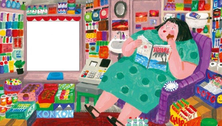 'Liels un mazs' izdod divas jaunas bilžu grāmatas bērniem