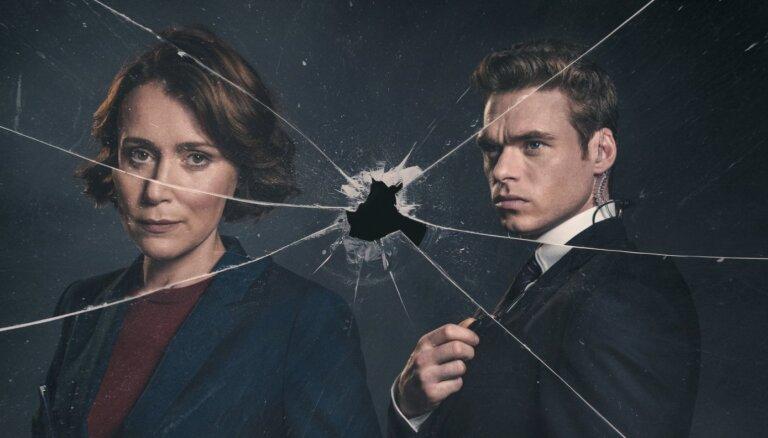 Latvijas Televīzija demonstrēs BBC kulta seriālu 'Miesassargs'
