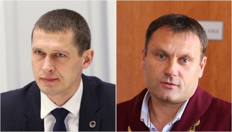 Cīņa par ģenerālprokurora krēslu: Jurašs deleģē partijas biedru; Stukāns balsošanā nepiedalīsies