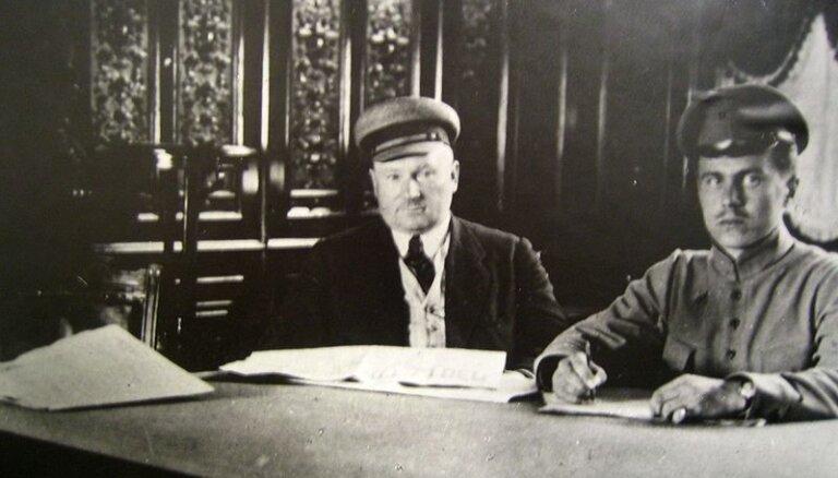 100 gadi kopš Jukuma Vācieša leģendārās runas: vēsturisks fakts vai dzejnieka iztēles auglis