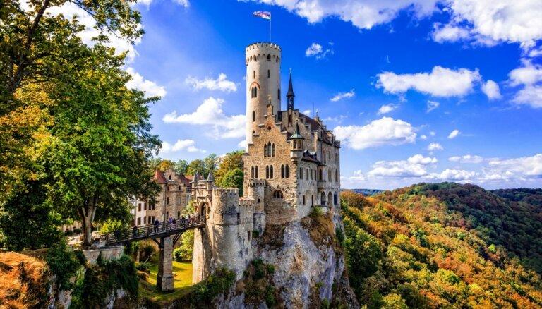 Gluži kā pasakā: piecas ievērojamas pilis Eiropā