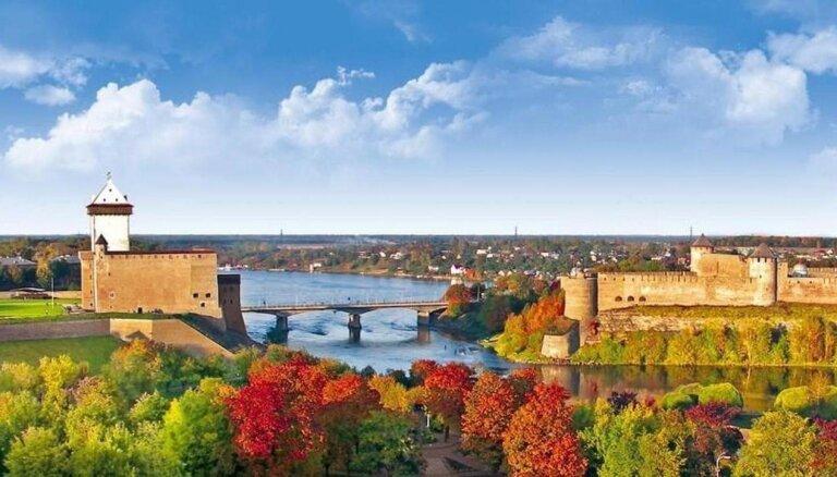 Igaunijas rudens galvaspilsēta – Narva: interesanti pasākumi un apskates vietas