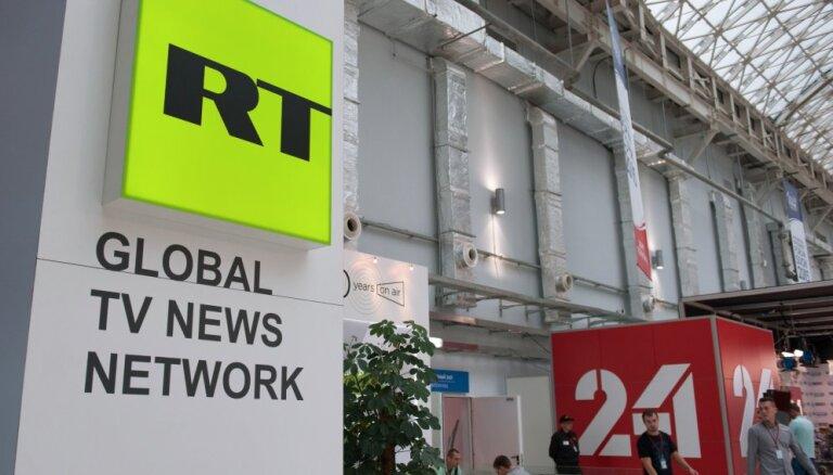'Russia Today' pārraide no LTV nonākusi Valsts drošības dienesta redzeslokā