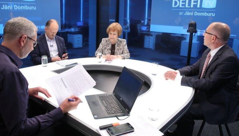 'Par ko balsot Eiropā? — atbild Ždanoka, Mamikins un Mitrofanovs. Pilns ieraksts