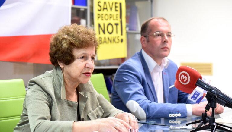 Русский союз Латвии выдвинул кандидатов в Европарламент