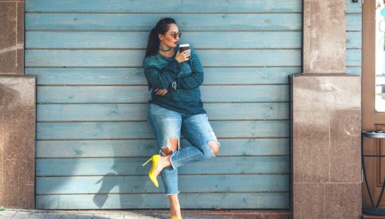 Из дефекта в эффект: как с помощью одежды выгодно подчеркнуть женственную округлость
