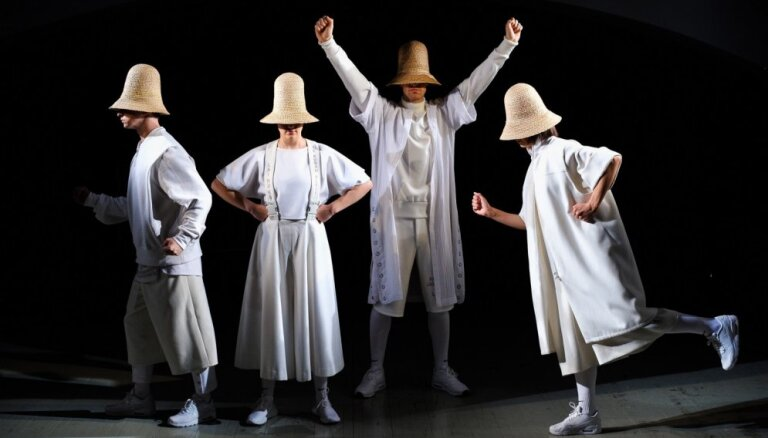 Foto: Nacionālajā teātrī top Kronenberga 'Mazais ganiņš'