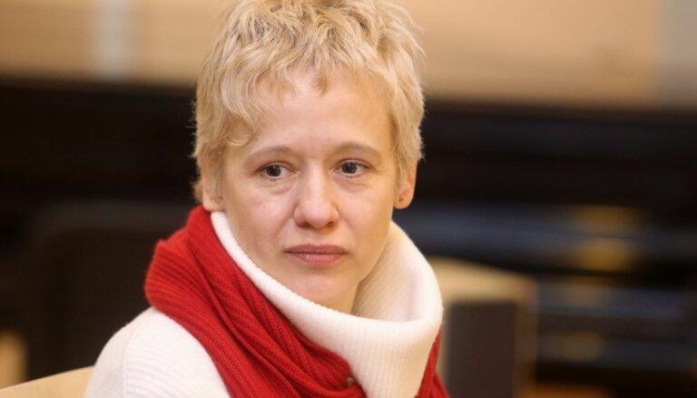 Dace Rukšāne-Ščipčinska dodas lielajā politikā