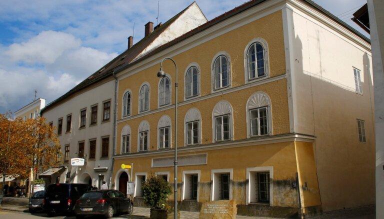 Ar Austrijas augstākās tiesas spriedumu izbeigts strīds par Hitlera dzimto māju