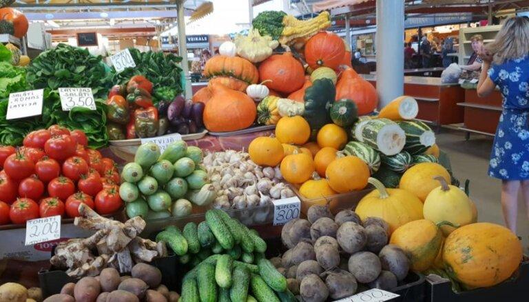 Gada laikā dārzeņu cenas pieaugušas pat trīs reizes