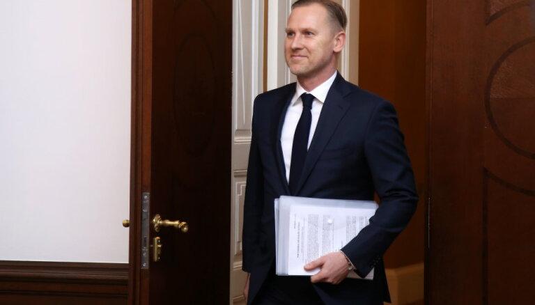 """Гобземс объявил состав своего правительства: больше всего портфелей - у """"новых консерваторов"""""""