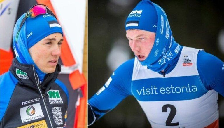 Igaunijas distanču slēpotāji kā vienīgie palikuši apcietinājumā Austrijā