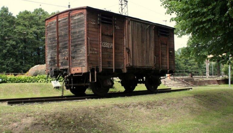 Ieskaties - 25. marta deportāciju piemiņas pasākumi Rīgā!