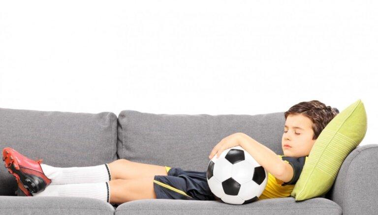Kam svarīgāk būt ātrākajam, stiprākajam un gudrākajam – bērniem vai viņu vecākiem?