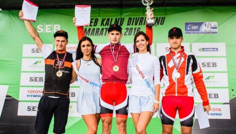 SEB MTB maratona pirmajā posmā startēs arī pasaules TOP līmeņa kalnu riteņbraucēji
