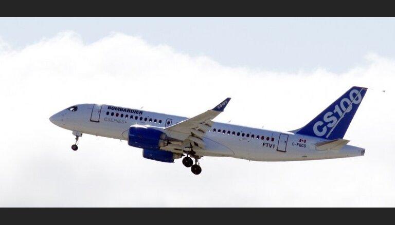 'Airbus' ar nule nopirkto 'Cseries' biznesu grasās iekarot pusi pasaules tirgus