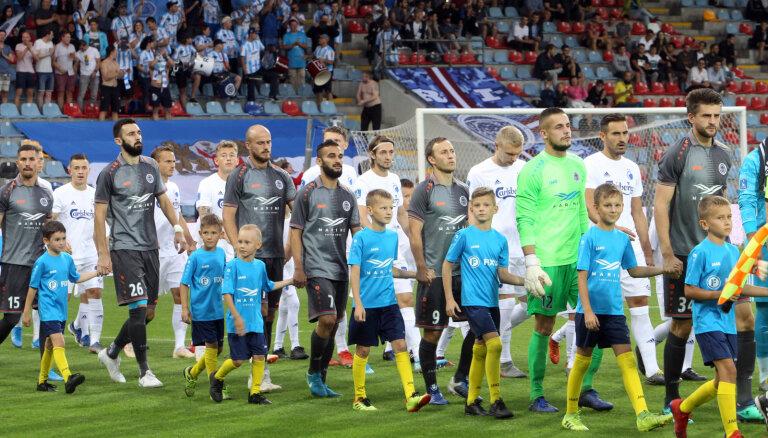 'Riga FC' tiesā pārsūdz FIFA lēmumu par 600 tūkstošu eiro sodu