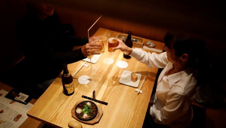 Misija – glābsim alu: Japānas alus darītavas nepārdoto alu pārvērš par džinu