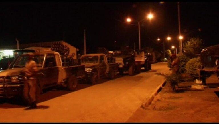Burkinafaso pučisti atsakās atbruņoties