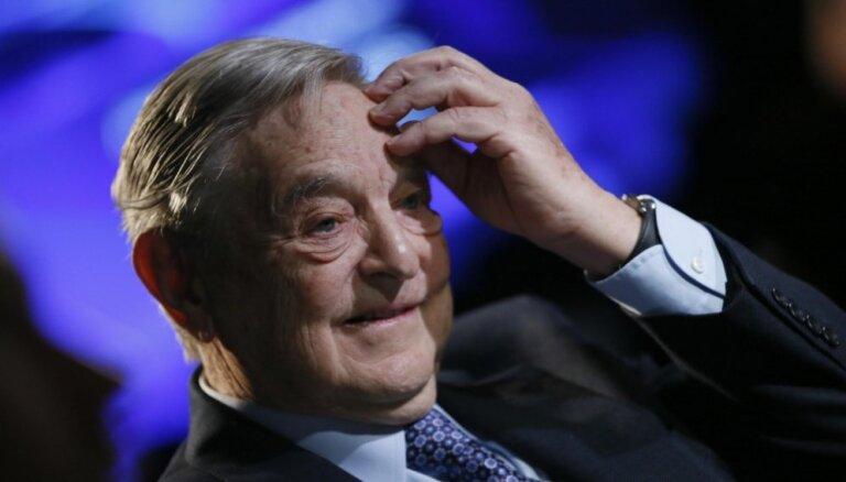 Фонд Сороса отверг обвинения российских властей, Госдеп США обеспокоен