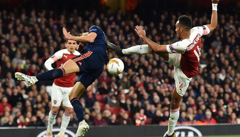 'Arsenal' UEFA Eiropas līgas fināla rīkošanu Azerbaidžānā uzskata par nepieņemamu
