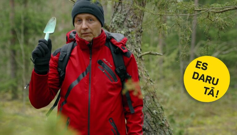 Neatstāt pēdas: biologs Juris Smaļinskis atklāj, kā pareizi doties dabā
