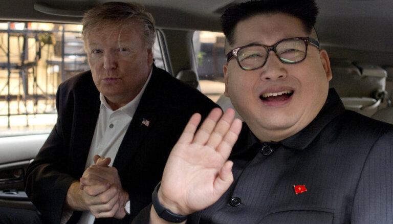 Двойника Ким Чен Ына выслали из Вьетнама перед саммитом США-КНДР
