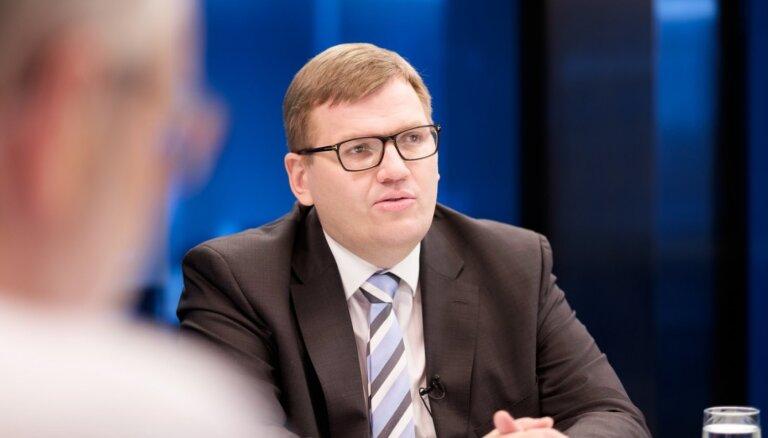 Ministrs pret mēru: Rīgas domes atlaišana 'nav vendeta' vai – jāatceras 'gāžam Nilu!'?