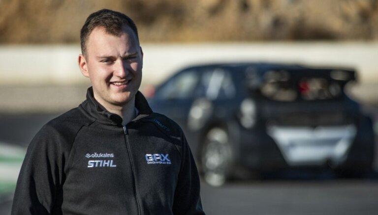 Nitišs kā attīstības pilots pievienojas WRC čempiona Gronholma komandai